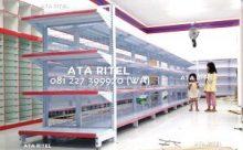 Rak Minimarket Baru Di Jogja